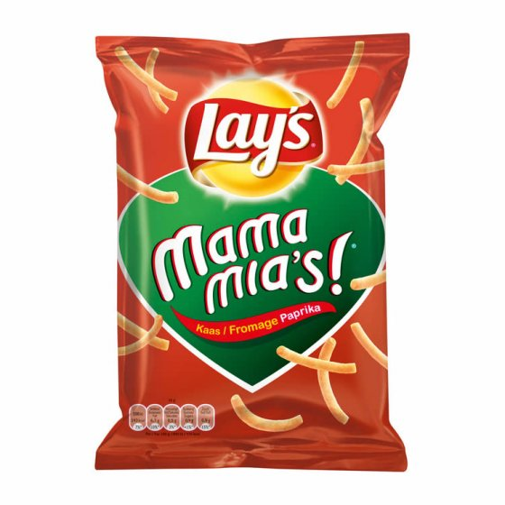 Lays Mama Mias Chips 125g