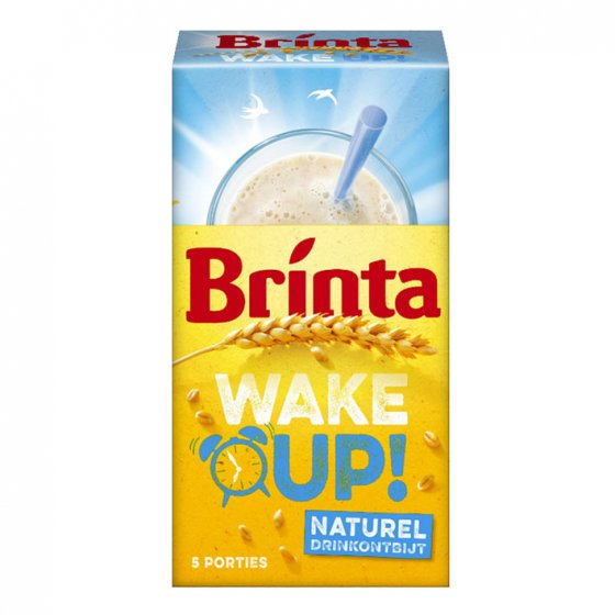 Brinta Wake Up 5 x 23g naturel
