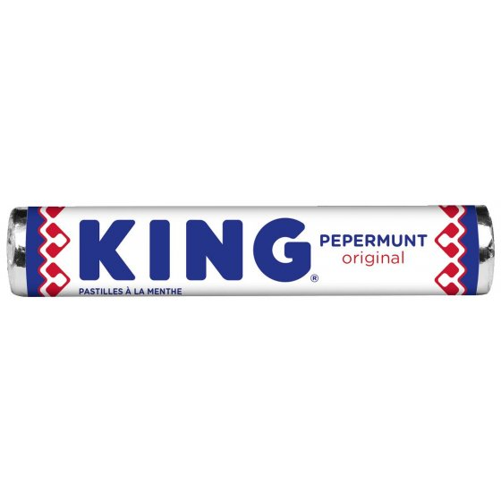 King Pfefferminze Rolle a 44g